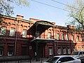 1-Дом Дубинского (гостиница Коммерческое подворье), улица Сухе-батора, 11, Иркутск.jpg