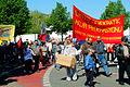 1. Mai 2011 Hannover Klagesmarktkreisel Almanya Demokratik Haklar Federasyonu Föderation für demokratische Rechte in Deutschland.jpg