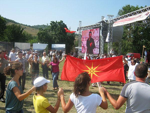 aromuni in albania