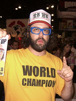 Judah Friedlander - Friedlander in October 2010