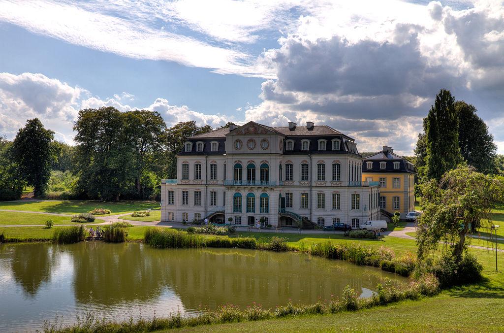 Schloss Wilhelmsthal (bei Calden)