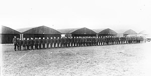 115th Airlift Squadron - 115th Aero Squadron, 2d Air Instructional Center Tours Aerodrome, France, November 1918.