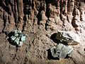 122 Parc arqueològic de les Mines de Gavà, reconstrucció d'una mina.JPG