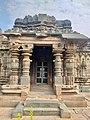 12th century Mahadeva temple, Itagi, Karnataka India - 117.jpg