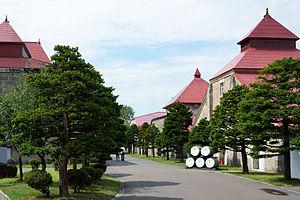 Japanese whisky - Nikka Whisky Yoichi Distillery, Yoichi, Hokkaido