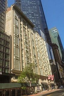 130 West 57th Street Office building in Manhattan, New York