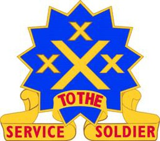 13th Sustainment Command (Expeditionary) - Image: 13Sustain Cmd DUI