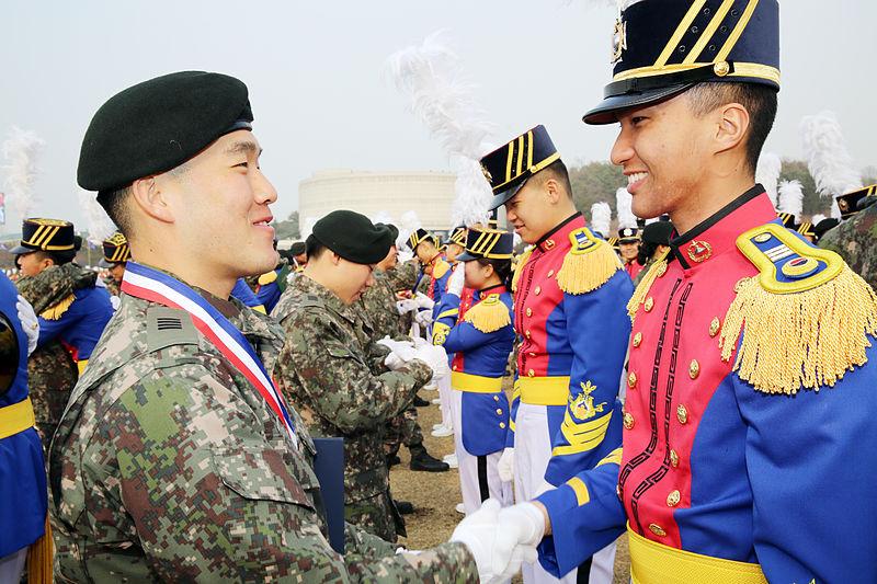 File:14.2.27 육군사관학교 졸업식(Graduation Ceremony Korea Military Academy) (12849214594).jpg