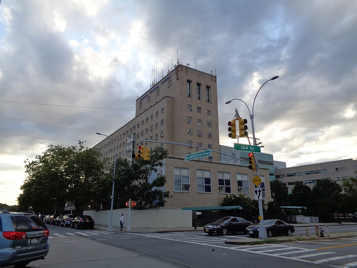 Queens Hospital Center - Wikipedia