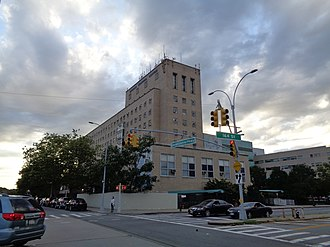 Queens Hospital Center - Image: 164th St Queens Hospital 06