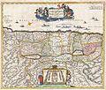 1720 Funck Map of Israel - Palestine - Holy Land - Geographicus - TerraeSanctae-funck-1720.jpg