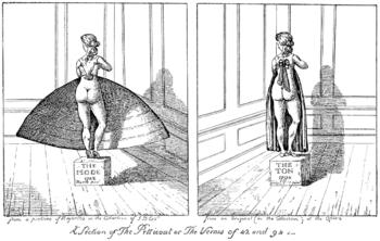 1775 95 In Western Fashion Wikipedia