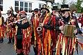 18.12.16 Ringheye Morris Dance at the Bird in Hand Mobberley 154 (30922518913).jpg