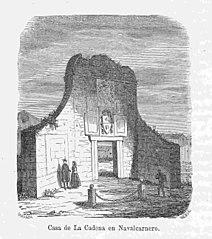 File 1866 cr nica general de espa a madrid casa de la cadena en wikimedia - Casa de la cadena ...