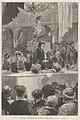 1880-12-11, Le Monde illustré, Une conférence de Louise Michel à la salle Graffard.jpg