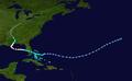 1901 Atlantic hurricane 4 track.png