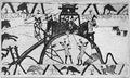 1911 Britannica - Bayeux Tapestry - Siege of Dinant2.png