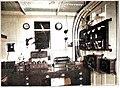 1913 Marconi operator room for 5 kilowatt ocean liner station-colorized.jpg