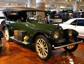 Apperson - 1916 Apperson Jack Rabbit Touring Car