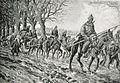 1916 - Albert Reich - Dambovita, trupe germane in mars spre Bucuresti, la Gaesti p42.jpg