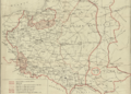 1920 Berdyczow map Poland by Henryk Arctowski BPL 10105.png