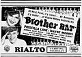 1938 - Rialto Theater Ad - 28 Nov MC - Allentown PA.jpg