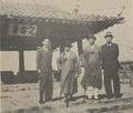 1948.04.10 선우진 김규식 김구 원세훈, 평양 을밀대.PNG