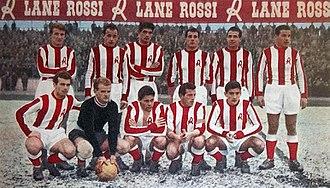 L.R. Vicenza Virtus - 1953–54 L.R. Vicenza