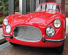 Fiat 8V Berlinetta Coupe (1955)