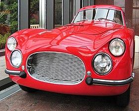 Ford Racing Parts >> Fiat 8V - Wikipedia, the free encyclopedia