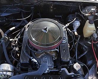 """Buick V8 engine - 1963 401 """"Nailhead"""""""