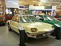 1967 Rover P6BS Prototype Heritage Motor Centre, Gaydon.jpg