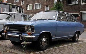 Opel Olympia - Opel Olympia A (1968)