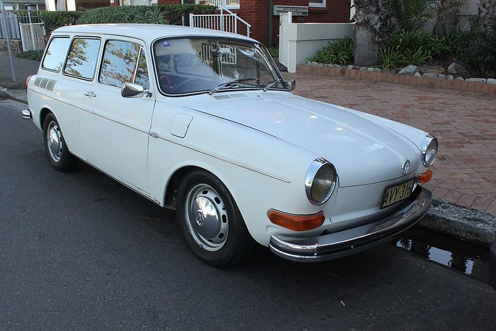 1969 Volkswagen 1600 Type 3 Squareback (17081445566)