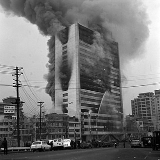 Taeyunkak Hotel Fire