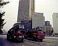 1977년 3월 서울특별시 영등포구 여의도광장 최초 국산소방차 인수식03.jpg