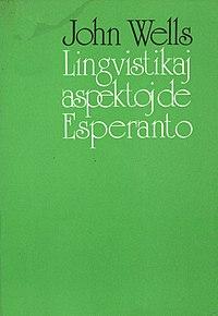 Linguistic Aspects of Esperanto cover
