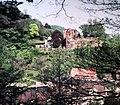 19880513012NR Tharandt Burgruine und Stöckhardt-Villa.jpg