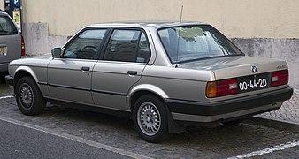 1987 bmw 325 es specs