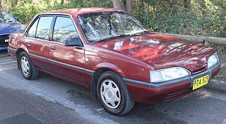 Holden Camira Motor vehicle