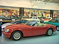 1989 MG DR2 PR5 Prototype Heritage Motor Centre, Gaydon 1.jpg