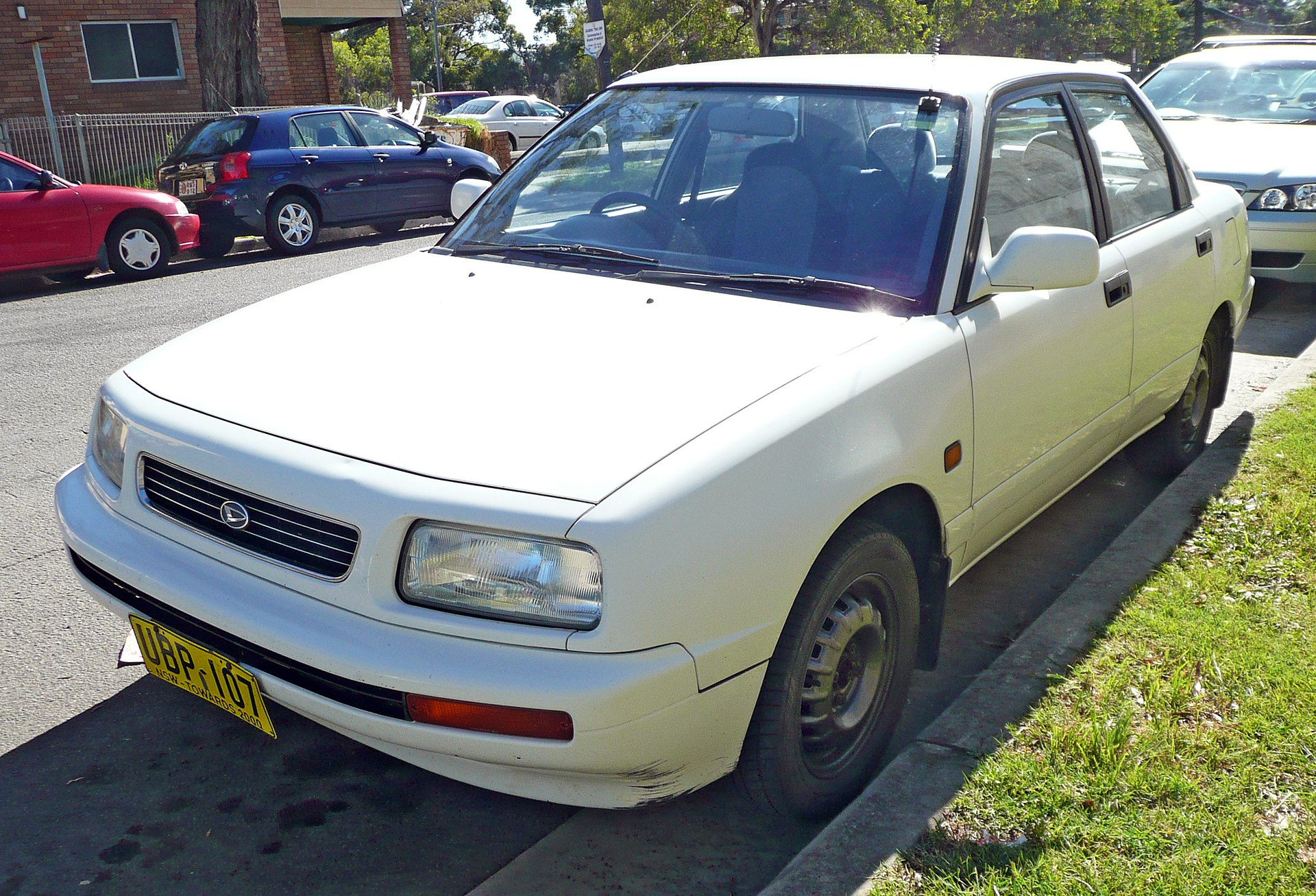 Daihatsu Applause Wikipedia