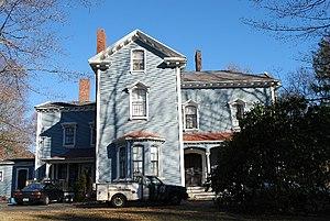 Fairbanks-Williams House - Image: 19 Elm St Taunton