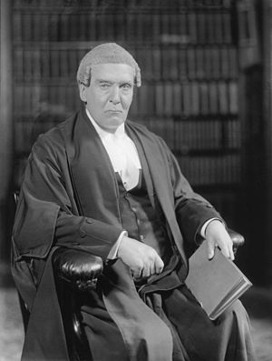 Balfour v Balfour - Duke LJ, previously a Conservative party politician, became the president of the divorce division from 1919 to 1933.
