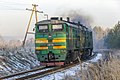 2ТЭ10М-3290, Russia, Vladimir region, Selivanovo - Bezlesnaya stretch (Trainpix 158023).jpg