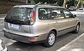 2000 Fiat Marea Weekend 1.9 JTD 105 rear.JPG