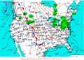 2003-01-15 Surface Weather Map NOAA.png