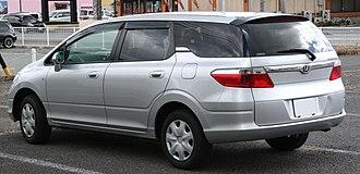 Honda Airwave - Image: 2005 2008 Honda Airwave rear