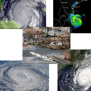 2005 Atlantic hurricane season statistics