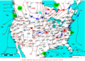 2008-07-06 Surface Weather Map NOAA.png